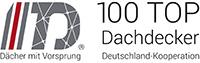 Logo 100 TOP-Dachdecker